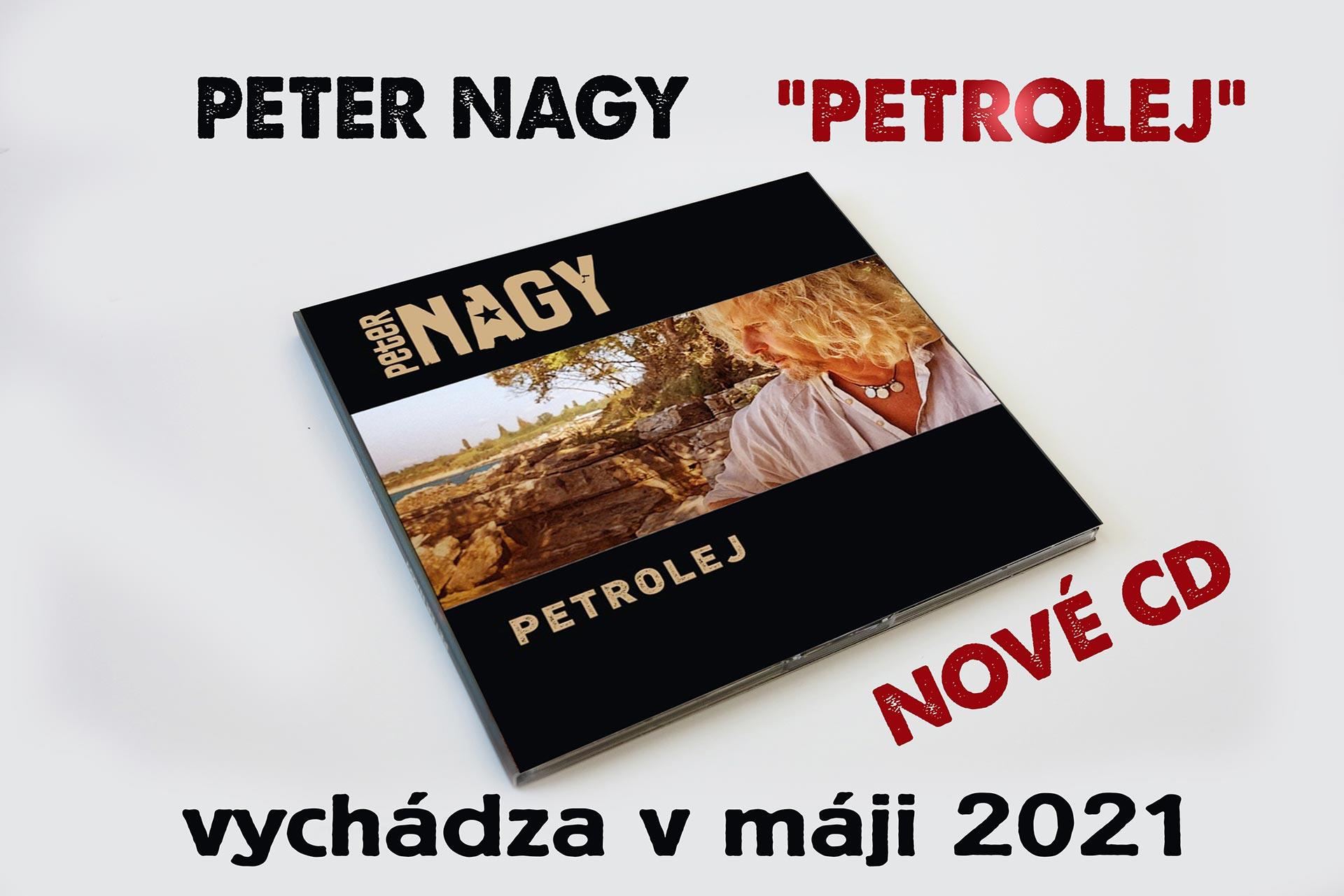 Peter Nagy Petrolej nové CD